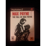 Max Payne 2: The Fall Of Max Payne Play Station 2 Ps2 Ps3