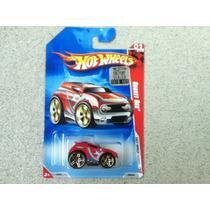 Carrinho Hot Wheels Rocket Box Coleção 2010-americana Rara