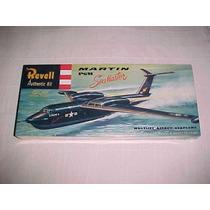 Avion Seamaster Martin Escala 1/72 Lodela Revell