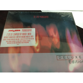 The Cure Pornography 2 Cd Set Deluxe Edition
