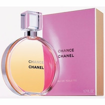Perfume Chanel Chance Eau De Toilette 100ml - Original -