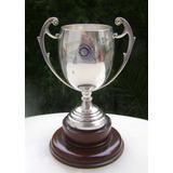 Antigua Copa Trofeo Premio De Tiro Platillo Italiano 1942