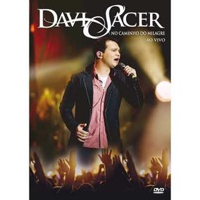 Davi Sacer - Dvd - No Caminho Do Milagre - Original