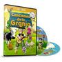 Canciones De La Granja Zenon Vol 2 Cd + Dvd Nuevo Original