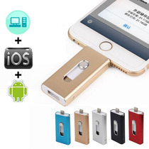 Pendrive 32gb Iphone 5 6 Ipad Memoria Externa Pendrive