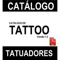 Catálogo De Tatuagens 30000 Desenhos Kit Para Tattoo
