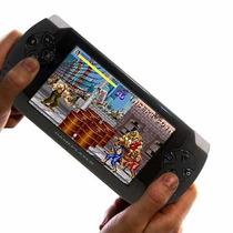 Vídeo Game Portátil Emulador Jogos Neo Geo Snes Mame Ps1 Gba
