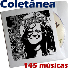 Coletânea Janis Joplin - 145 Músicas