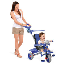 Triciclo Smart Confort Bandeirante - Azul