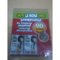 Box Mona Jimenez