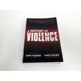 Hq Mangá History Of Violence Marcas Da Violencia Importada