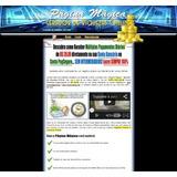 Minisite Com Mais De 30 Infoprodutos - Seu Negócio Próprio