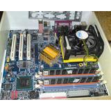 Kit Rockola Procesador Y Motherboard Sata 478 + 512mb Ram