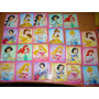 Lote Figuritas Princesas Disney