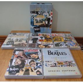 Dvd The Beatles - Anthology - 5 Dvd