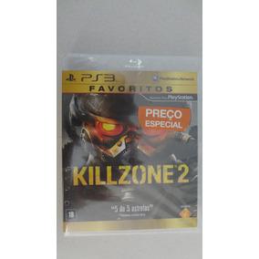 Killzone 2 Para Ps3 Novo E Lacrado