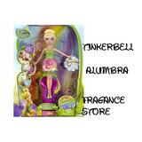 Muñeca Tinkerbell Adivina Los Colores Disney Original Hadas