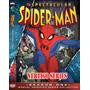 O Espetacular Homem Aranha Temporada 1 Completa Em 4 Dvds