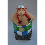 Busto Obelix Resina - Galos