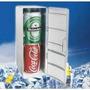 Mini Frigobar Usb Refrigerador Envio Imediato
