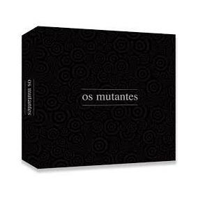 Box Mutantes 7 Lps No Cartão Sem Juros 180g Lacrado