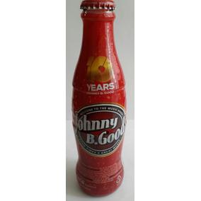 Botella Coca Cola Unica Edic Limit Johnny B Good (sin Abrir)