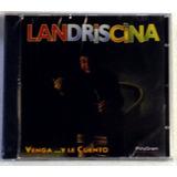 Luis Landriscina Venga Y Le Cuento Cd Sellado