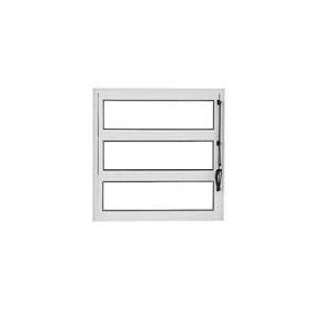 Vitrô Basculante Alt X Larg Branco 0.60 X 0.60