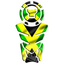 Protetor De Tanque Nova Twister/titan/bros 160 Bandeira Jama