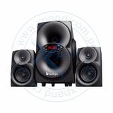 Parlantes Landbyte 120 Rms, Bluetooth, Usb/sd, Fm, C. Remoto
