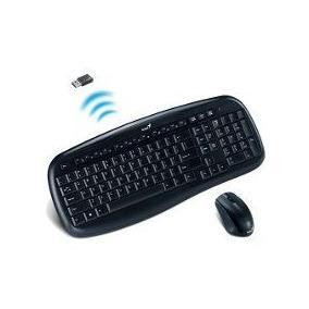 Teclado + Mouse Inalambrico Genius Kb-8000x Smart-nuevo Sde