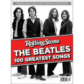Revista The Beatles As 100 Melhores Canções Lacrada Especial