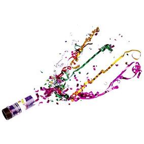 Cañon Bazuca 80 Cm Bazooka Popper Confetti Party Batucada
