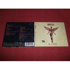 Nirvana - In Utero Cd Doble Nac Ed 2013 Mdisk