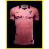 Camiseta C A B J 2014 Rosa - Solo Talle Xl - Oferta - $ 350