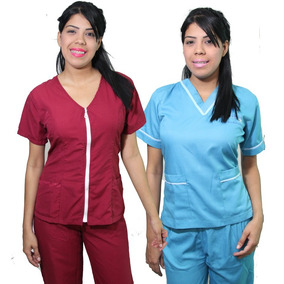 Conjunto Quirurjico Dama - Enfermera -