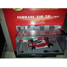 Formula 1 N° 2 Ferrari 312 T2 1977 Niki Lauda (1:43) Salvat