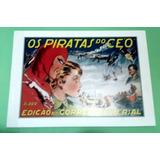 Album Os Piratas Do Ceo - Correio Universal 1937 Fac Simile