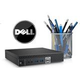 Dell Optiplex 3020 Intel Pentium 3250t 4gb Ram Dd 500g Sff
