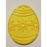 Cortantes Cookies- Galletitas - Huevos De Pascua