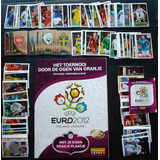 Album Panini Euro 2012 En Acción - 100% Completo