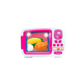 Microondas De Juliana Para Nenas Set Cocinera Educando