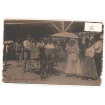 Ml-1044 Cartão Postal Antigo - Lisboa, Portugal