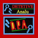Etiqueta Dpa - Detetive Prédio Azul + Tarjeta Personalizada.
