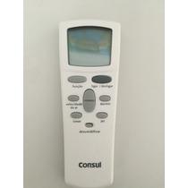Controle Remoto Ar Condicionado Janela Consul W103 Original