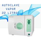 Autoclave Vapor 22 Litros Nuevo Precio Remate Envio Gratis