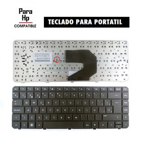 Teclado N/p 697529-001 646125-001 646125-161 640892-001 (43)
