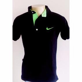 Camisa Camiseta Gola Polo Nike Tecido Piquet Pronta Entrega