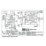 Esquema Eletrônico Do Amplificador Ciclotron Dbs-3000