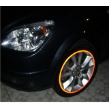 Friso Reflexivo De Rodas 7mm Carros E Motos Univelsal+brinde